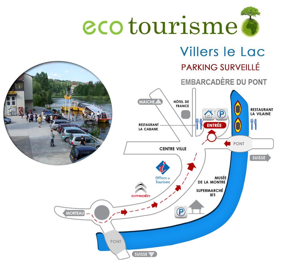 carte villers eco tourisme